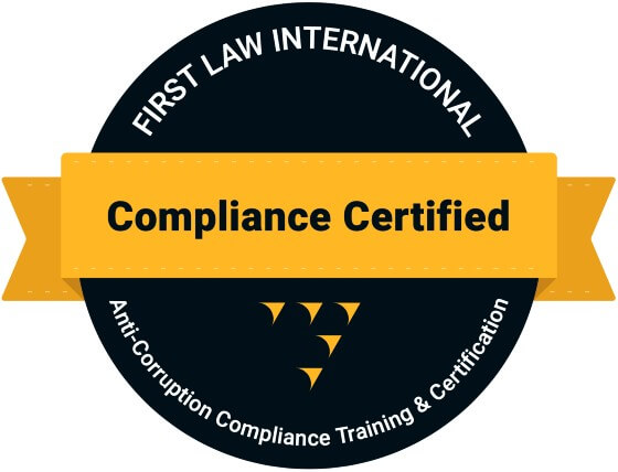 First Law International Compliance Certified